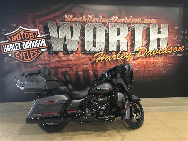 2020 Harley-Davidson CVO CVO Limited at Worth Harley-Davidson