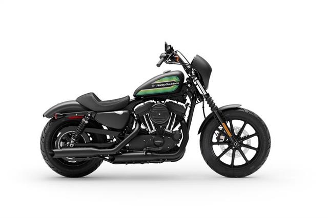 2021 Harley-Davidson Street XL 1200NS Iron 1200 at Gruene Harley-Davidson