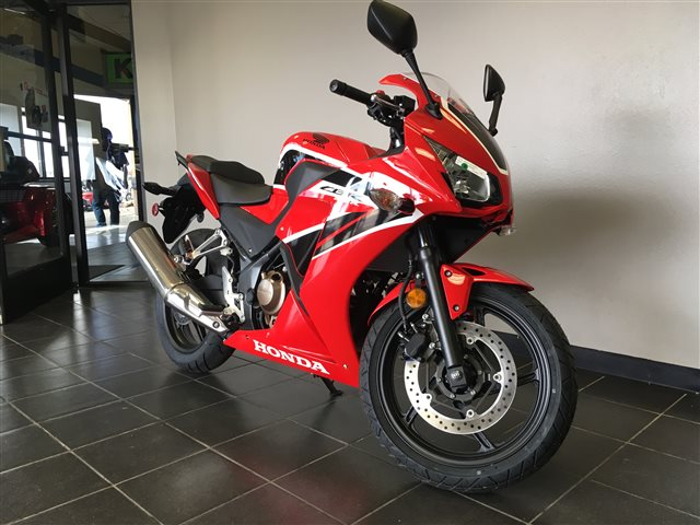 2017 Honda CBR300R Base at Champion Motorsports, Roswell, NM 88201