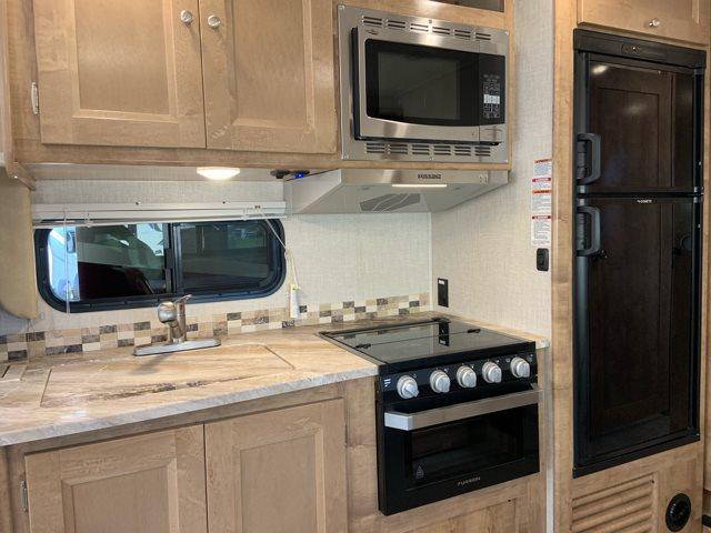2019 Coachmen Leprechaun 319MB Rear Bedroom at Campers RV Center, Shreveport, LA 71129