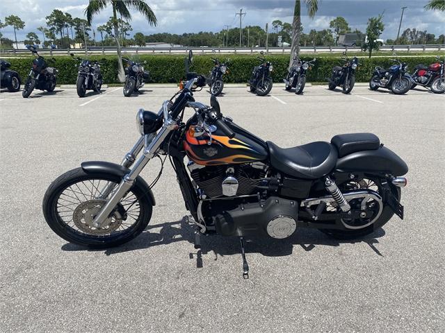 2015 Harley-Davidson Dyna Wide Glide at Fort Myers