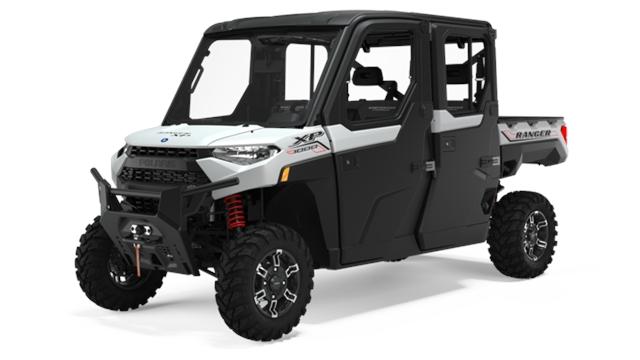 2021 Polaris Ranger Crew XP 1000 NorthStar Edition Premium at Shawnee Honda Polaris Kawasaki