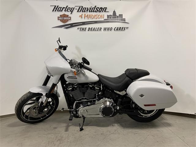 2021 Harley-Davidson Cruiser FLSB Sport Glide at Harley-Davidson of Madison