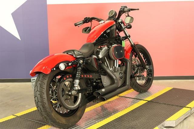 2011 Harley-Davidson Sportster 1200 Nightster at Texas Harley