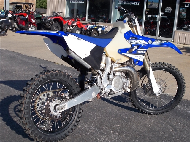 2017 Yamaha YZ 250X at Nishna Valley Cycle, Atlantic, IA 50022