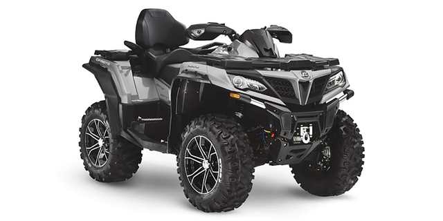 2020 CFMOTO CFORCE 800 XC at Hebeler Sales & Service, Lockport, NY 14094