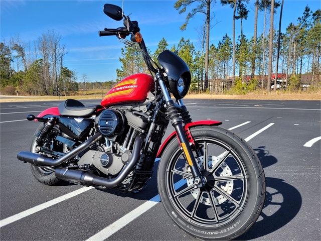 2021 Harley-Davidson Street XL 1200NS Iron 1200 at Richmond Harley-Davidson
