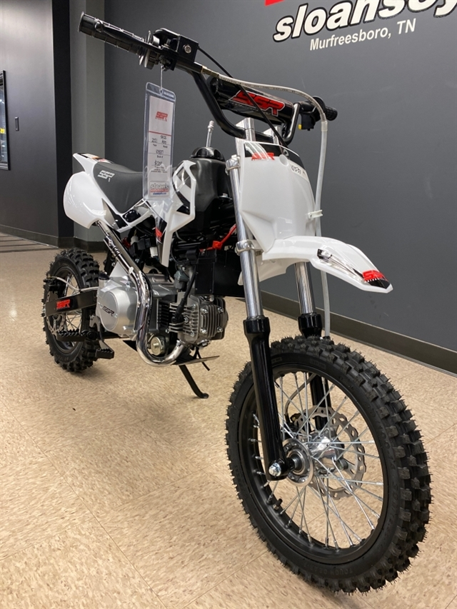 2021 SSR Motorsports SR125 AUTO at Sloans Motorcycle ATV, Murfreesboro, TN, 37129