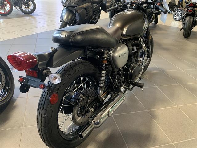 2019 Kawasaki W800 Cafe Cafe at Star City Motor Sports