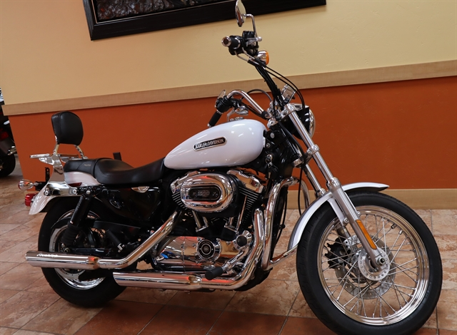 2008 Harley-Davidson Sportster 1200 Low at 1st Capital Harley-Davidson