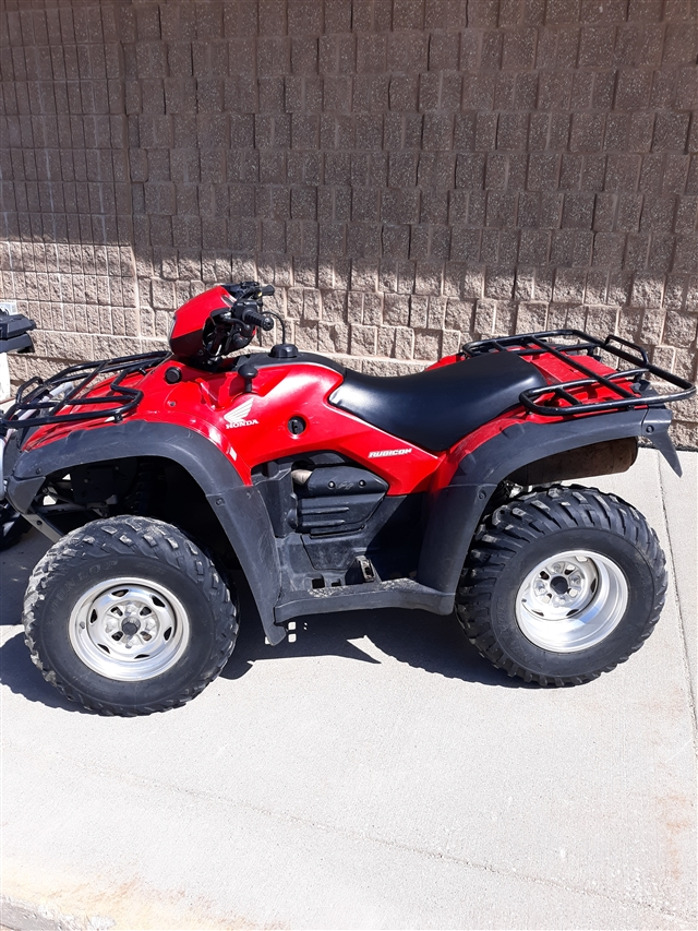 2008 Honda FourTrax Foreman® Rubicon GPScape at Waukon Power Sports, Waukon, IA 52172