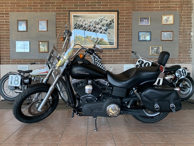 2012 Harley-Davidson Dyna Glide Street Bob at South East Harley-Davidson