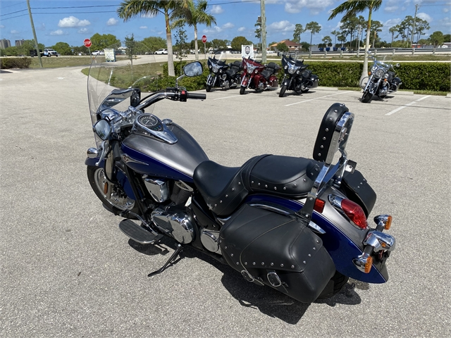 2019 Kawasaki Vulcan 900 Classic LT at Fort Myers