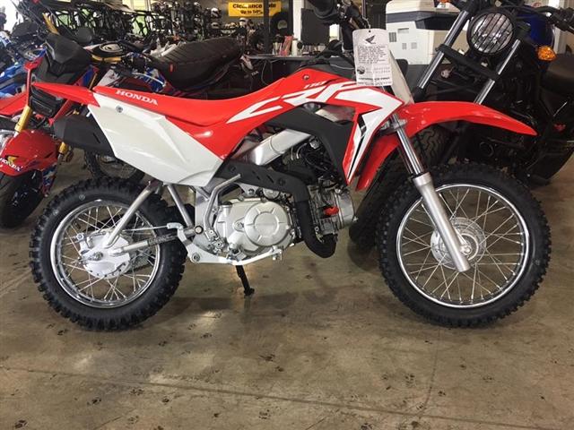2019 Honda CRF 110F at Kent Motorsports, New Braunfels, TX 78130