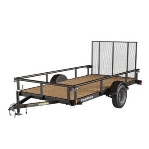 2021 Karavan Utility Trailers KUS-2990-60/72-10/12 at Clawson Motorsports