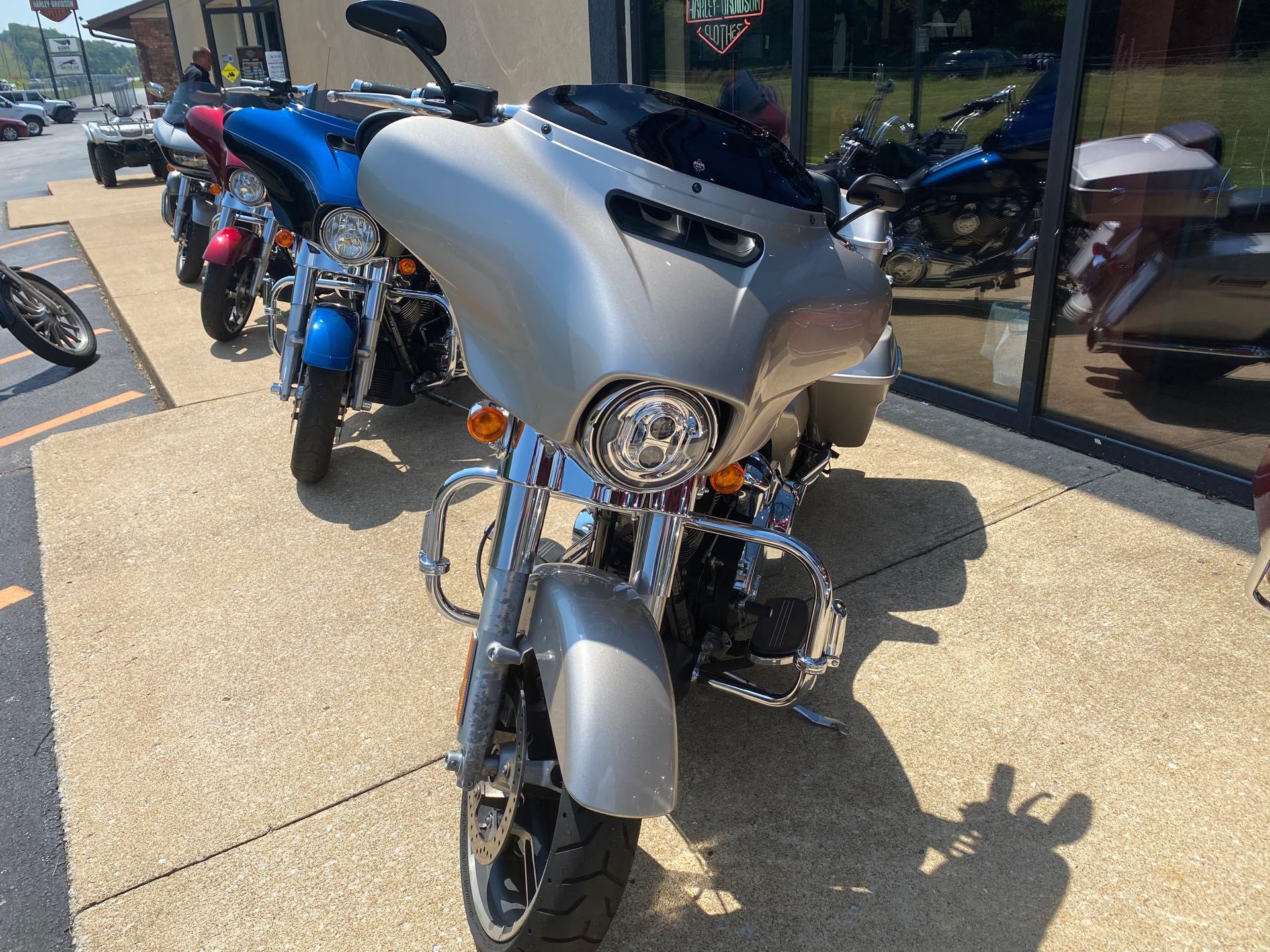 2018 Harley-Davidson Street Glide Base at Gold Star Harley-Davidson