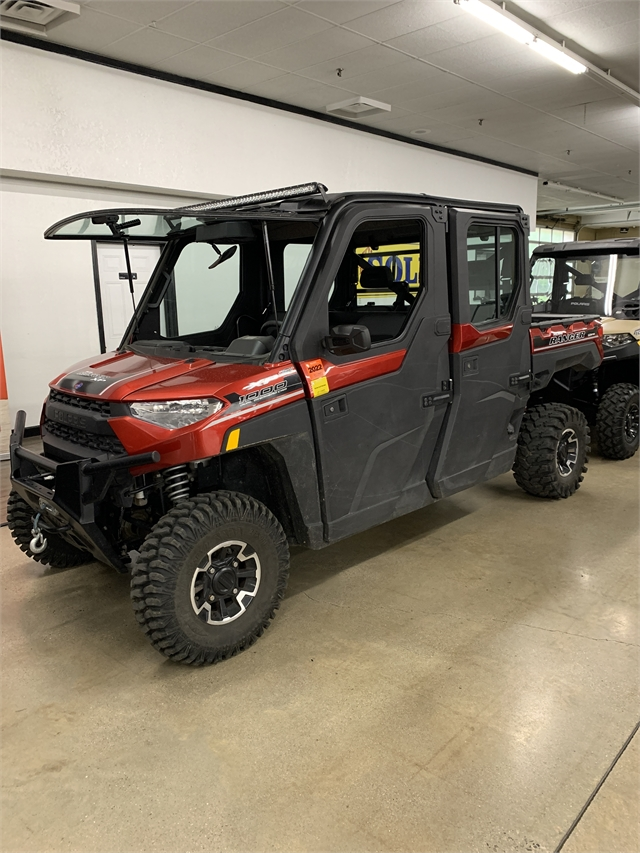 2019 Polaris Ranger Crew XP 1000 EPS Northstar HVAC Edition at ATVs and More