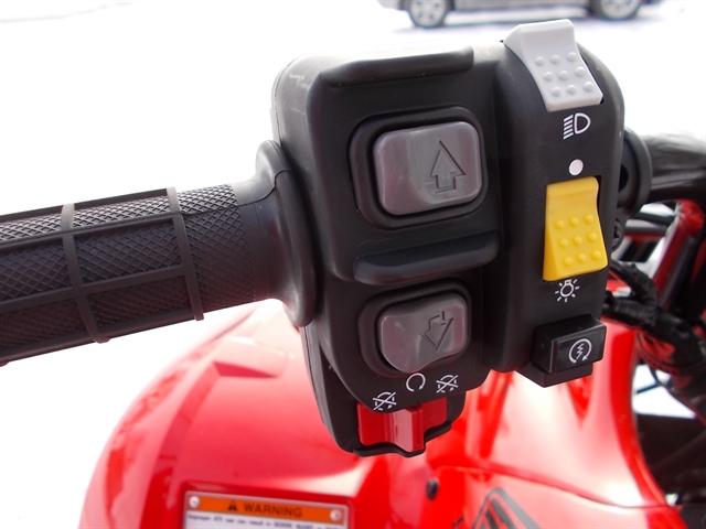 2020 Honda FourTrax Recon ES at Nishna Valley Cycle, Atlantic, IA 50022