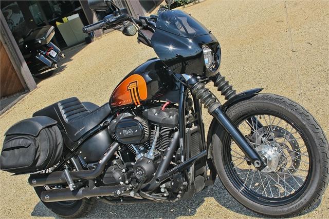 2021 Harley-Davidson Cruiser Street Bob 114 at Ventura Harley-Davidson