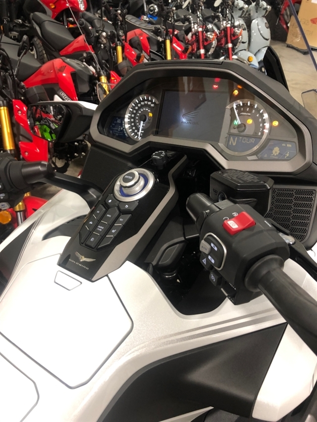 2020 Honda Gold Wing Tour Automatic DCT at Genthe Honda Powersports, Southgate, MI 48195