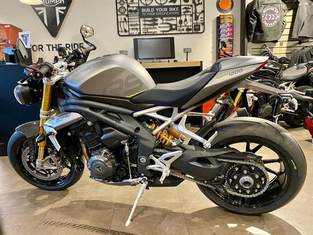 2022 Triumph Speed Triple 1200 RS at Tampa Triumph, Tampa, FL 33614