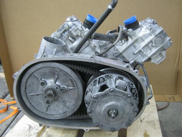 2009 Kawasaki Teryx 750 Rebuilt Engine Exchange at Brenny's Motorcycle Clinic, Bettendorf, IA 52722