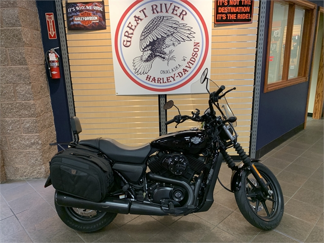 2015 Harley-Davidson Street 500 at Great River Harley-Davidson