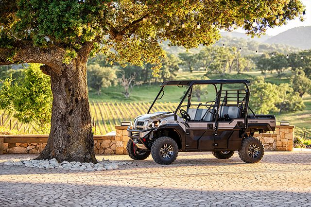 2021 Kawasaki Mule PRO-FXT Ranch Edition at Wild West Motoplex