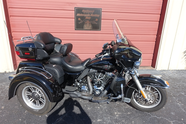 2010 Harley-Davidson Trike Tri Glide Ultra Classic at Southwest Cycle, Cape Coral, FL 33909