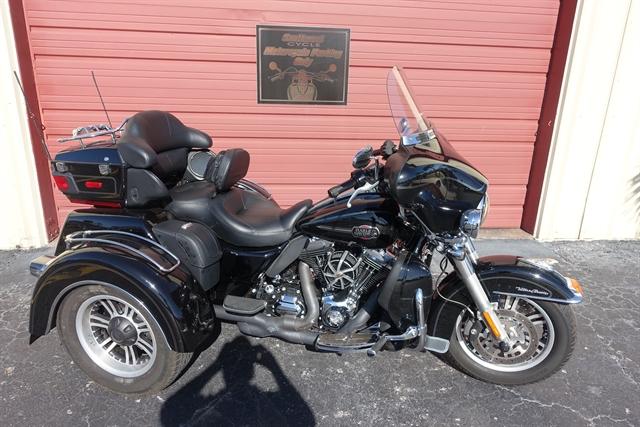 2010 Harley-Davidson Trike Tri Glide Ultra Classic at Southwest Cycle, Cape Coral, FL 33909