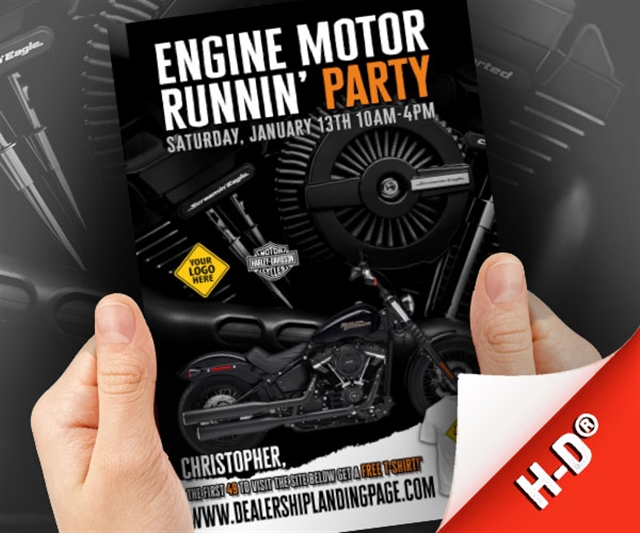 Engine Running Party Powersports at PSM Marketing - Peachtree City, GA 30269
