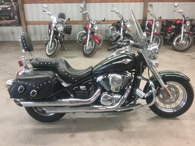 2015 Kawasaki Vulcan 900 Classic LT at Thornton's Motorcycle - Versailles, IN