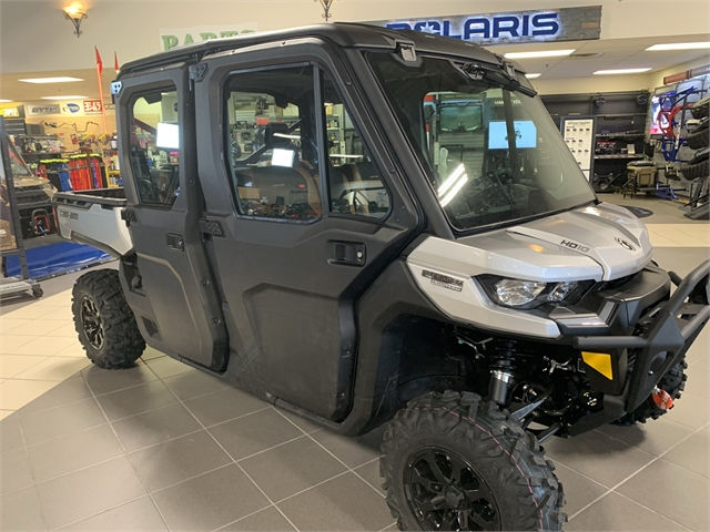 2021 Can-Am Defender MAX Limited HD10 at Star City Motor Sports