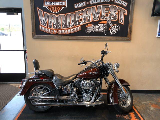2011 Harley-Davidson Softail Deluxe at Vandervest Harley-Davidson, Green Bay, WI 54303