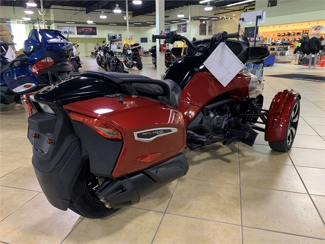 2017 Can-Am Spyder F3 T at Sun Sports Cycle & Watercraft, Inc.