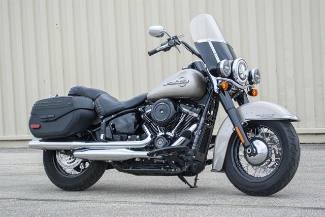 2018 Harley-Davidson Softail Heritage Classic at Javelina Harley-Davidson