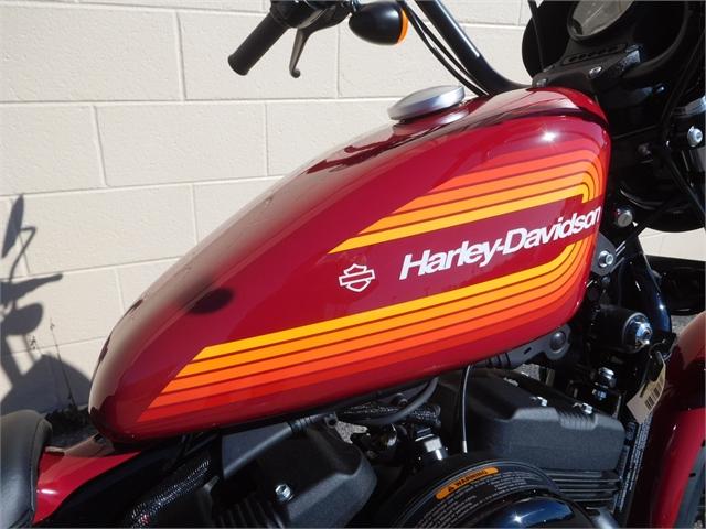 2021 Harley-Davidson Street XL 1200NS Iron 1200 at Bumpus H-D of Murfreesboro