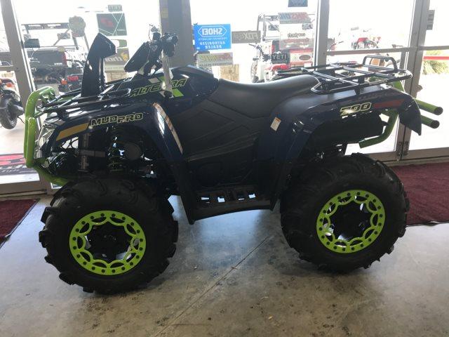 2019 Textron Off Road Alterra 700 MudPro LTD at Kent Motorsports, New Braunfels, TX 78130