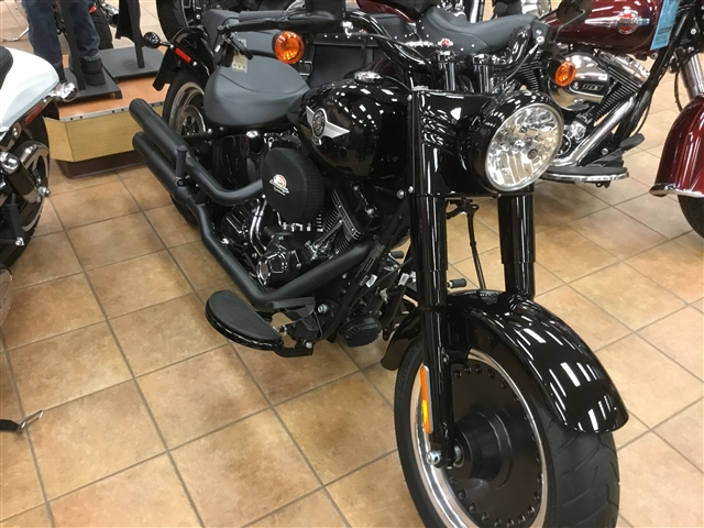 2016 Harley-Davidson S-Series Fat Boy at Bud's Harley-Davidson, Evansville, IN 47715