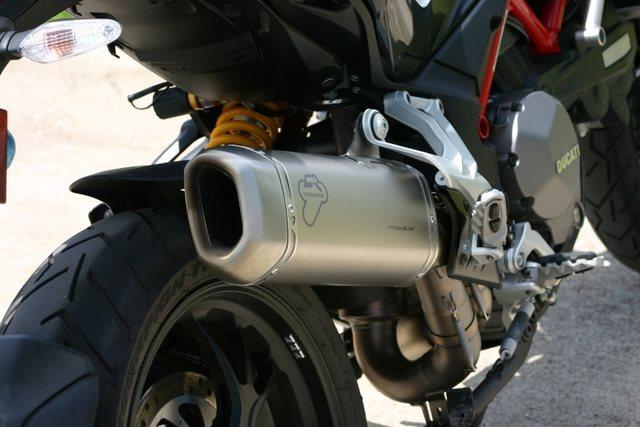 2018 Ducati Multistrada 1260 Pikes Peak at Eurosport Cycle