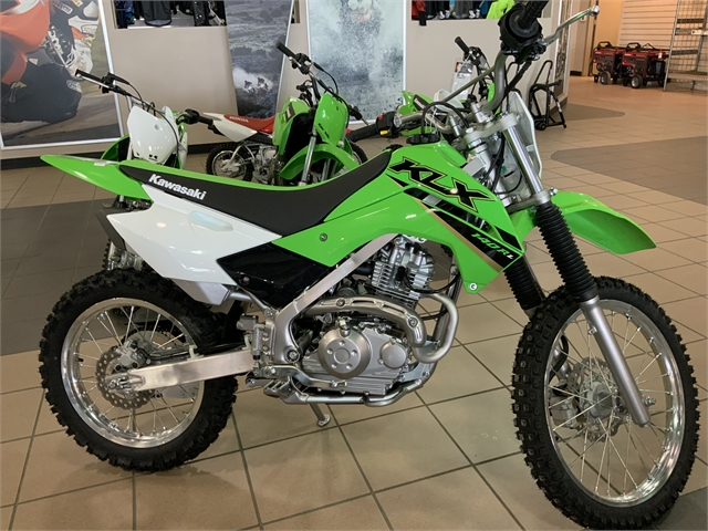 2022 Kawasaki KLX 140R L at Midland Powersports