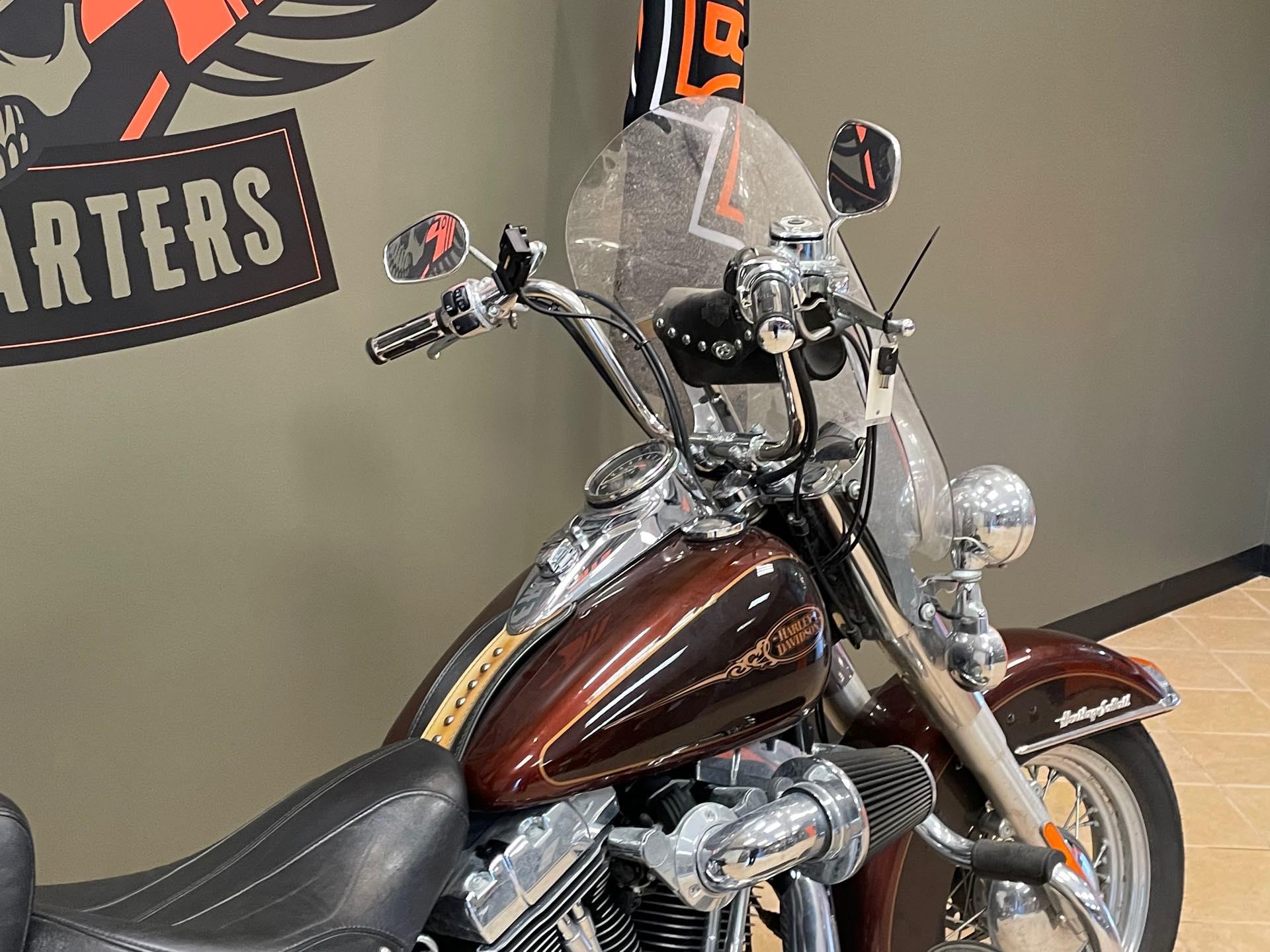 2009 Harley-Davidson Softail Heritage Softail Classic at Loess Hills Harley-Davidson