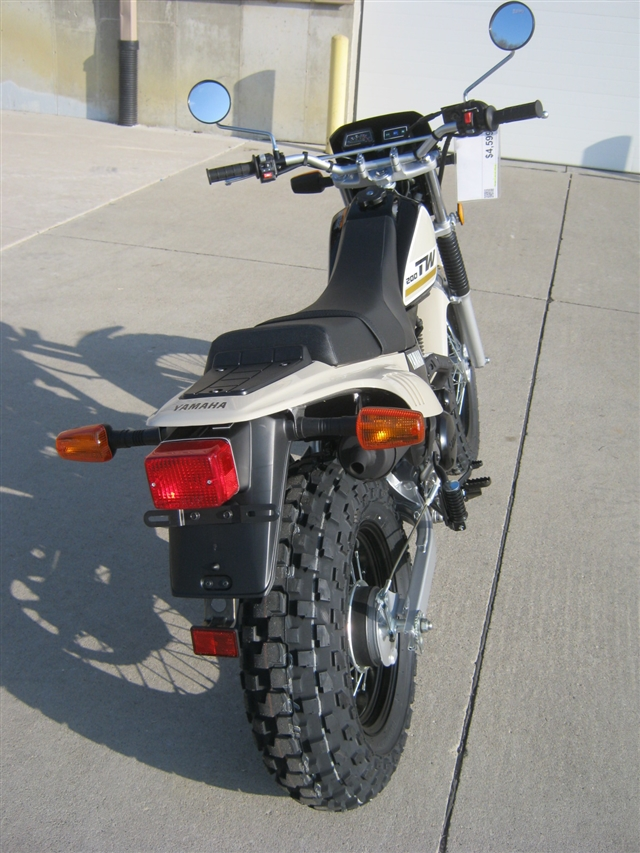 2020 Yamaha TW200 at Brenny's Motorcycle Clinic, Bettendorf, IA 52722