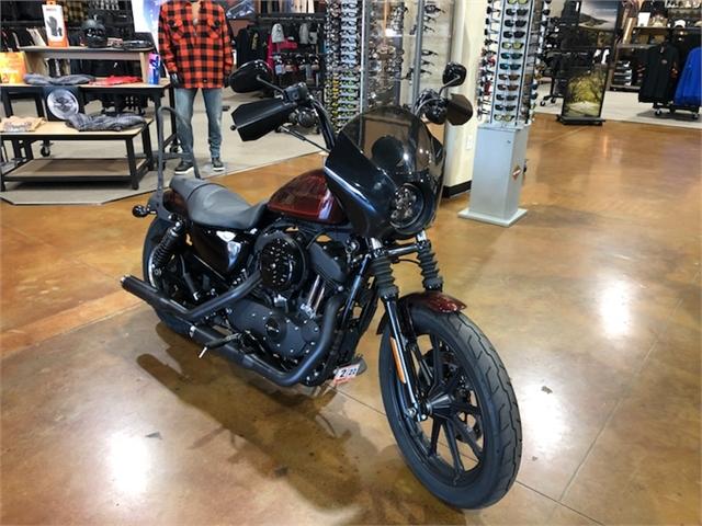 2019 Harley-Davidson Sportster Iron 1200 at Steel Horse Harley-Davidson®