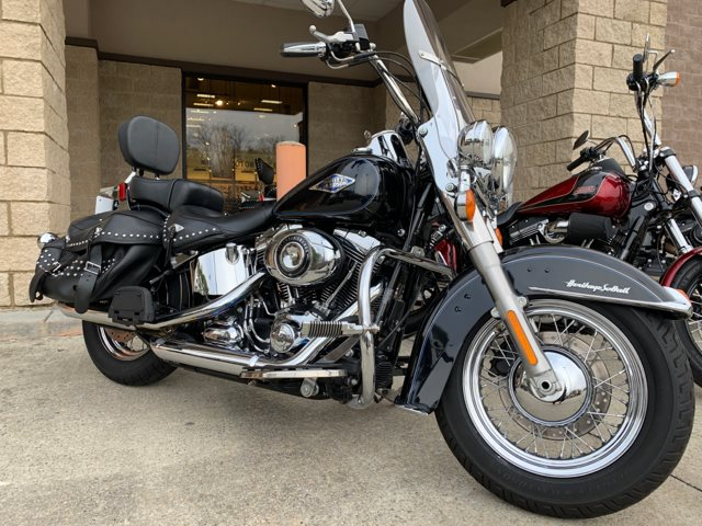 2014 Harley-Davidson Softail Heritage Softail Classic at Riders Harley-Davidson®, Trussville, AL 35173