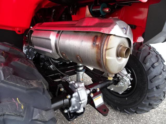 2018 Honda FourTrax Rancher 4X4 ES at Genthe Honda Powersports, Southgate, MI 48195