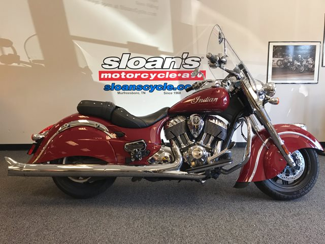 2014 Indian Chief Classic at Sloan's Motorcycle, Murfreesboro, TN, 37129