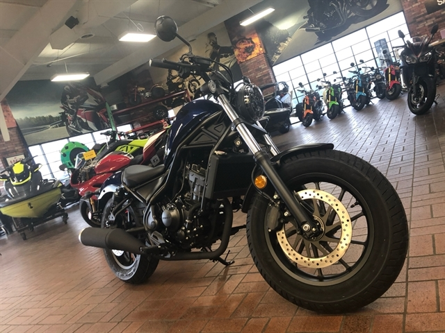 2021 Honda Rebel 300 ABS at Wild West Motoplex