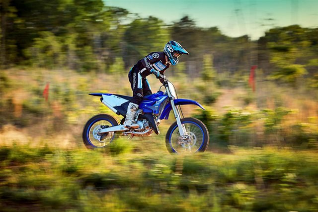 2020 Yamaha YZ 125X at Wild West Motoplex
