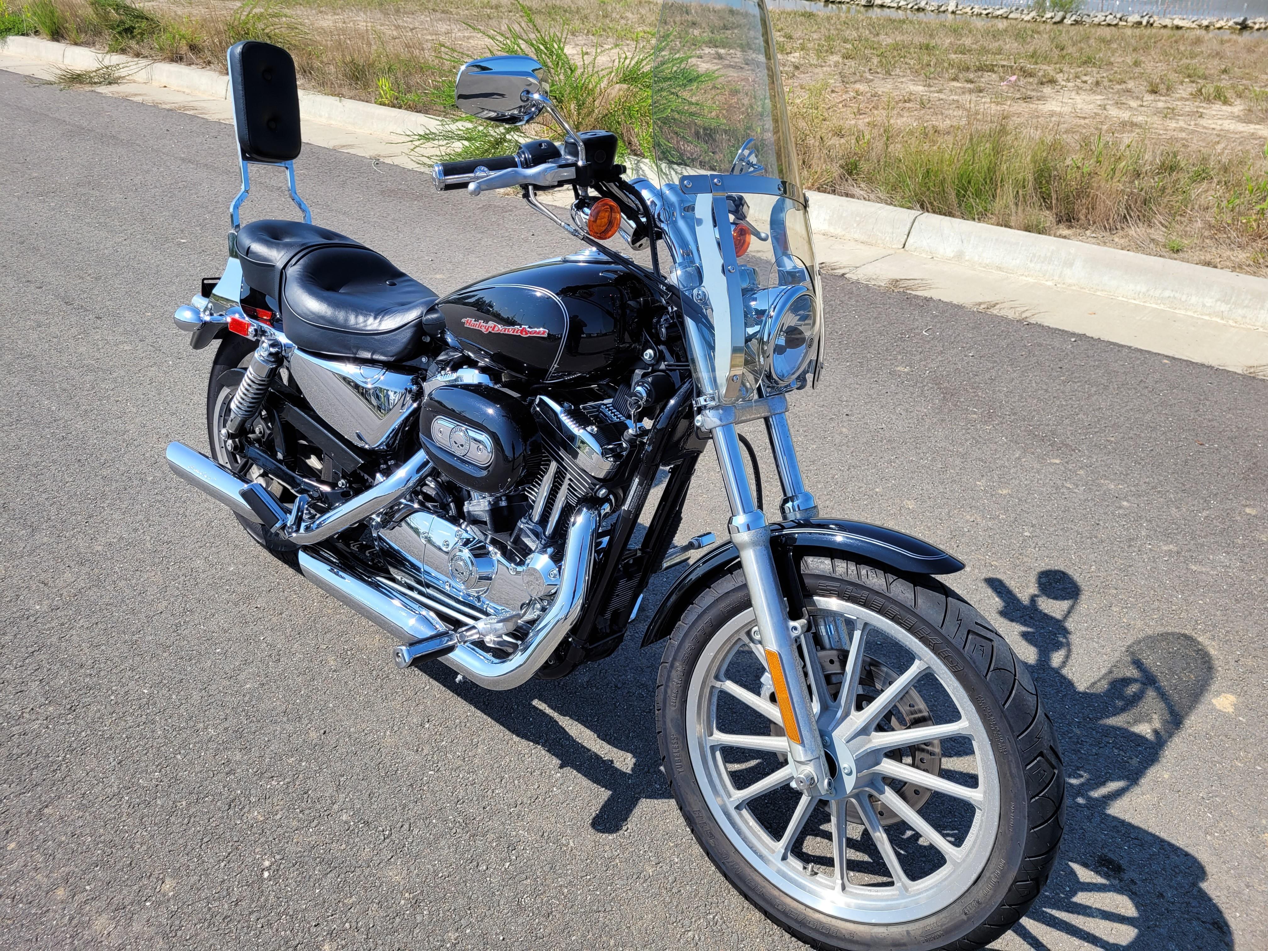 2006 Harley-Davidson Sportster 1200 Custom at Richmond Harley-Davidson